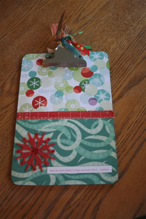 How To Decorate Clipboard by Decorated Clipboards Munchkins And