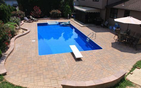 Concrete Pavers   Blue Dream Pools   Montgomery NJ