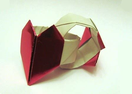 Easy Origami Ring - 52 best images about origami on paper