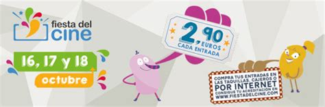 comprar entradas para el cine por internet c 243 mo comprar por internet entradas para la fiesta del cine