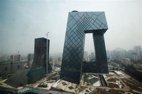 Frank Lloyd Wright Architecture Style koolhaas rem cctv headquarters architecture sculpture