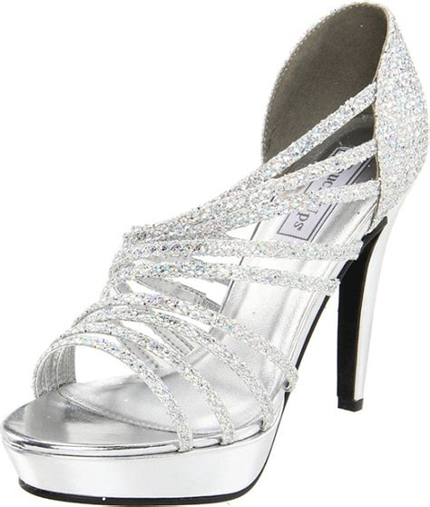 Womens Silver Shoes For Wedding by Cheap Bridal Silver Wedding Shoes For 2018