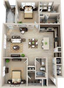 3d floor plan apartment google search plans