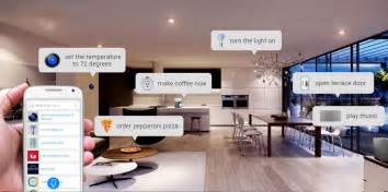 automated home shortcut app brings smartphone voice to your