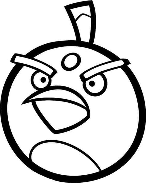 angry birds black bird coloring page black angry bird coloring page