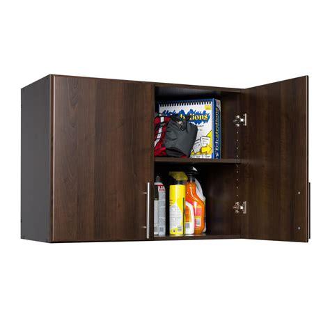 prepac elite 32 storage cabinet espresso martha stewart living mudroom 20 in w x 18 5 in h base