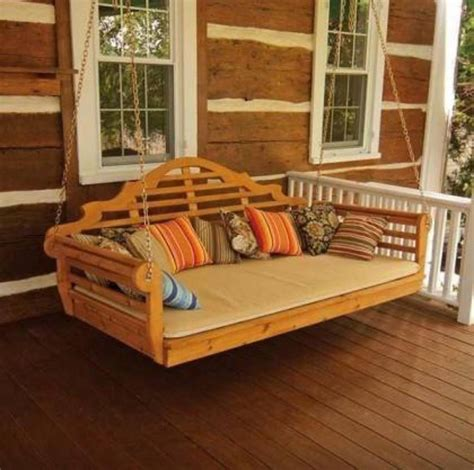 Daybed Porch Swing Porch Daybed Swing Products I Pinterest