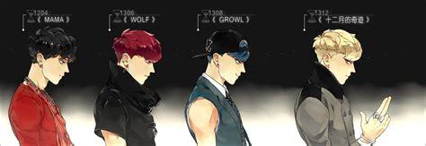 anime tao exo tao exo m image 1779711 zerochan anime image board