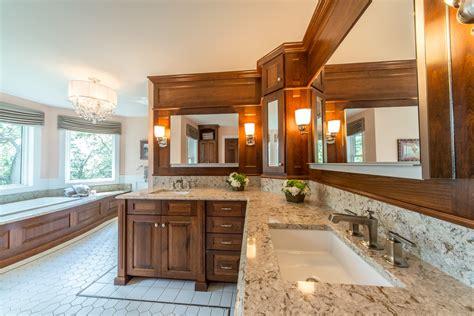 Elegant Master Bath Dorig Designs