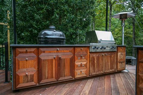 how to make outdoor cabinets kennesaw outdoor kitchen modern kitchen atlanta by
