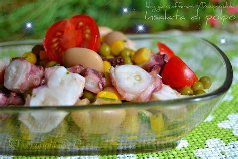come cucinare il polpo a insalata insalata di polpo