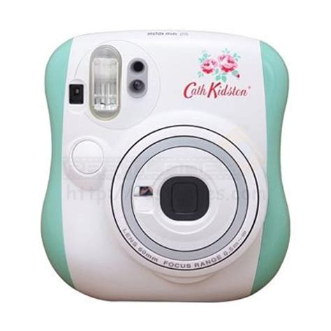 Instak Mini 25 fujifilm instax mini 25 polaroid cath kidston mint mystery gift