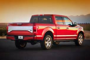 new 2015 ford f 150 truck pictures details