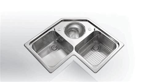 lavelli cucina ad angolo lavello ad angolo alpes inox