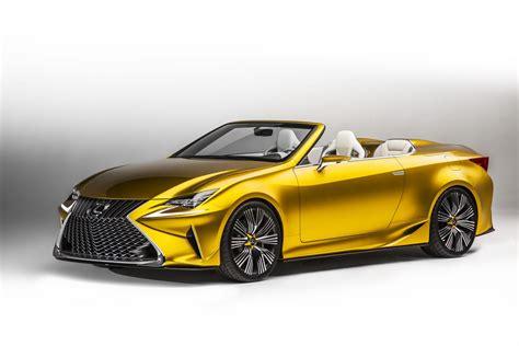 Official Lexus Lf C2 Concept Gtspirit