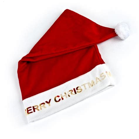 personalized santa hats custom santa hats with text photo