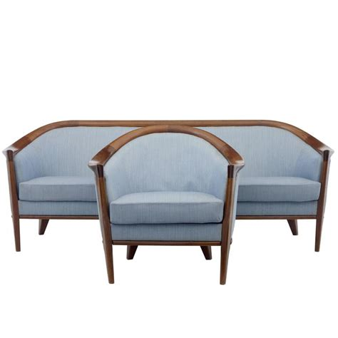 2 piece suite sofa 20th century two piece teak andersson suite sofa and