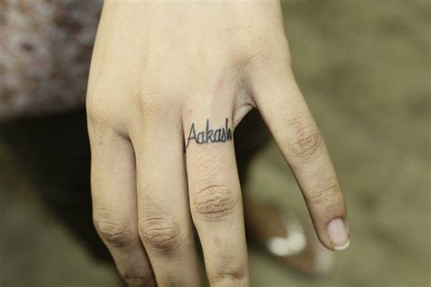 small and beautiful tattoos wanderlust finger www pixshark images