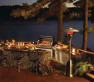 beautiful outdoor kitchen patio pinterest