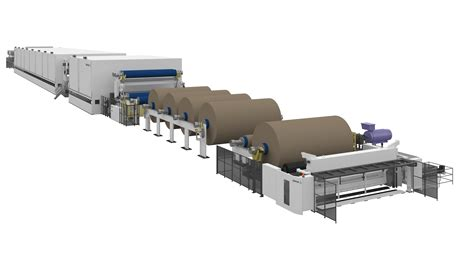 Paper Machines - board and paper machines