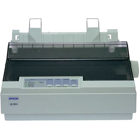 Printer Epson Lq 300 epson lq 300 ii from conrad electronic uk