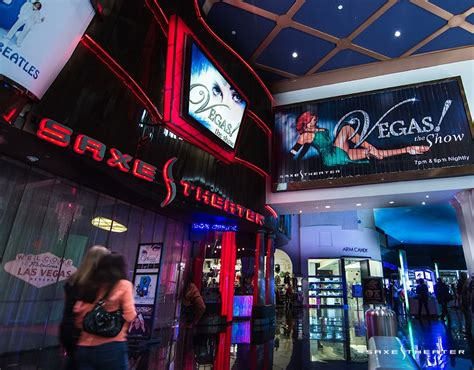The Miracle Box Office Saxe Theater A Las Vegas Theater V Theater Box Office