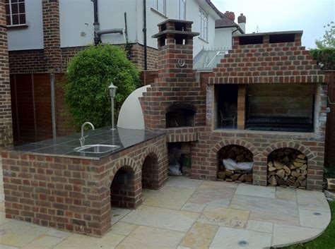 outdoor home design 28 outside nautical kitchen design ideas with pizza oven