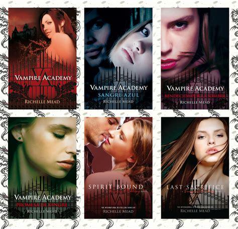 la hermandad de los libros resena vampire academy de