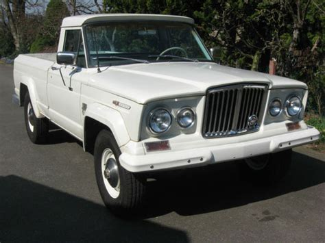1967 jeep gladiator no reserve 1967 jeep j2000 gladiator 4 215 4 bring a trailer