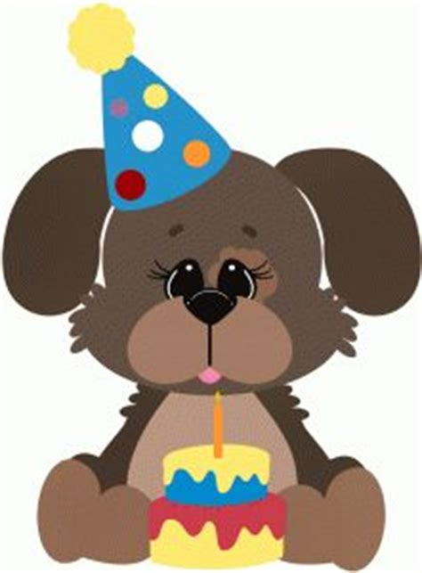Happy Birthday Clip With Dogs Free by Puppy Clipart Puppy Birthday Pencil And In Color Puppy