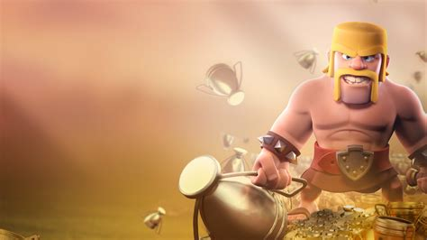 imagenes hd clash of clans 2048x1152 barbarian clash of clans hd 2048x1152 resolution