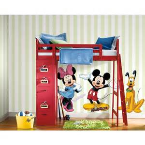 mickey mouse clubhouse wall stickers disney mickey mouse giant wall sticker mickey mouse wall