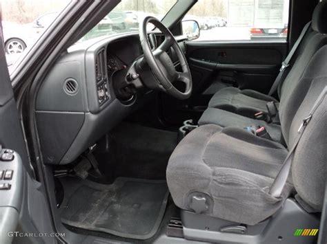 2001 Silverado Interior by 2001 Chevrolet Silverado 1500 Ls Extended Cab Interior