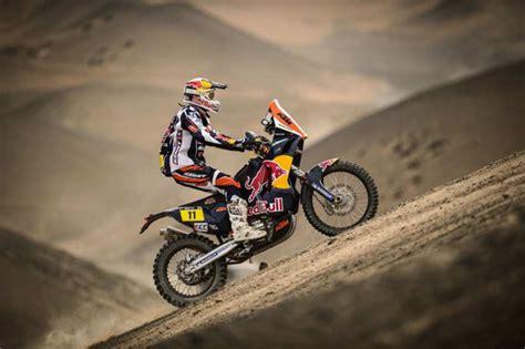 Ktm Motorrad Dakar by Dakar Sieg F 252 R Despres Motorrad Sport