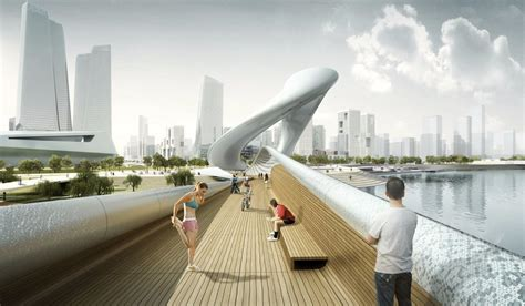 bridge design contest winner winners of the think design make competition to visit the