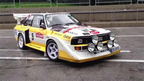 Audi Walters by Audi Sport Quattro S1 Walter R 246 Hrl Roll Out