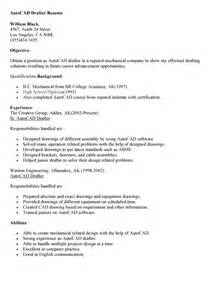 Cad Technician Sle Resume by Entry Level Cad Operator Resume Editpaper Web Fc2