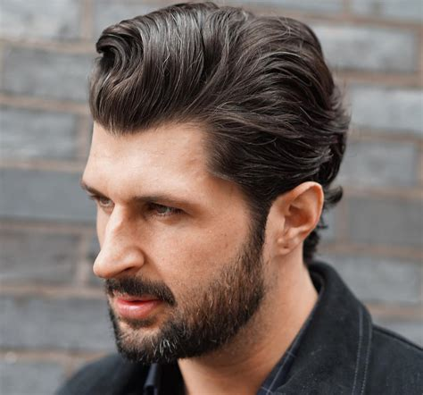 hair styles for back of slick back haircuts 40 trendy slicked back hair styles