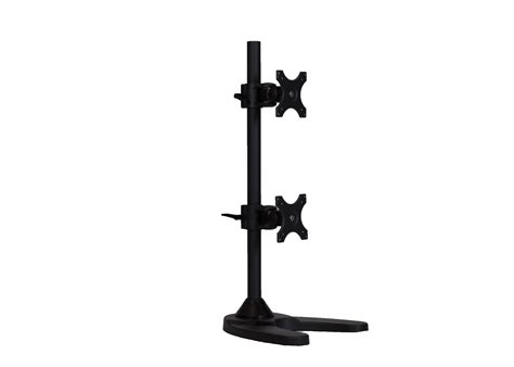 tyke supply vertical free standing monitor stand