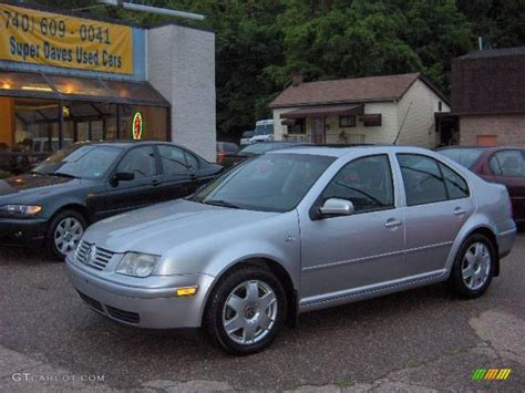 volkswagen glx 2001 silver arrow metallic volkswagen jetta glx vr6 sedan