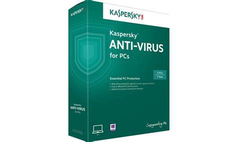 Kaspersky Anti Virus 3pc kaspersky anti virus 3pc
