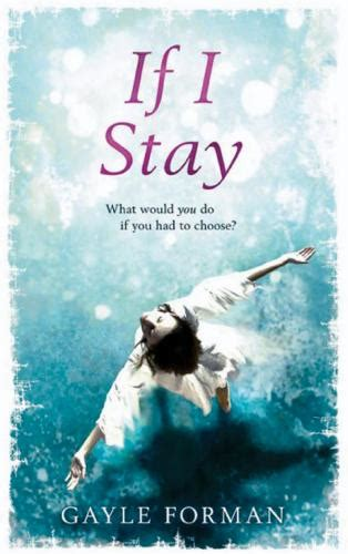 if i stay booktopia if i stay by gayle forman 9780385616201 buy