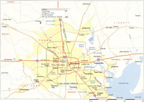 texas map houston area opinions on greater houston