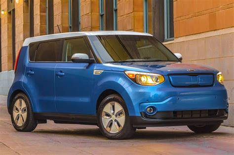Kia Soul Pros And Cons 2015 Kia Soul Ev Test Motor Trend