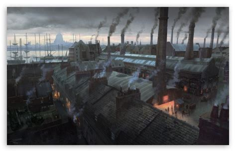 assassins creed syndicate thames river 1868 wallpaper assassin s creed syndicate southwark london 1868 4k hd
