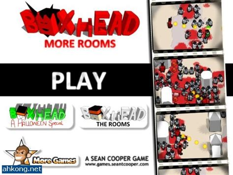 boxhead 2play rooms aspects of play casual pc and boxhead more rooms hunterp13