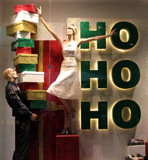 shop windows christmas decorations travel photos of