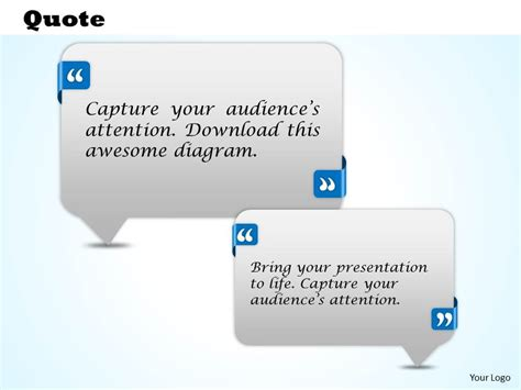 powerpoint themes quotable powerpoint quotes template images