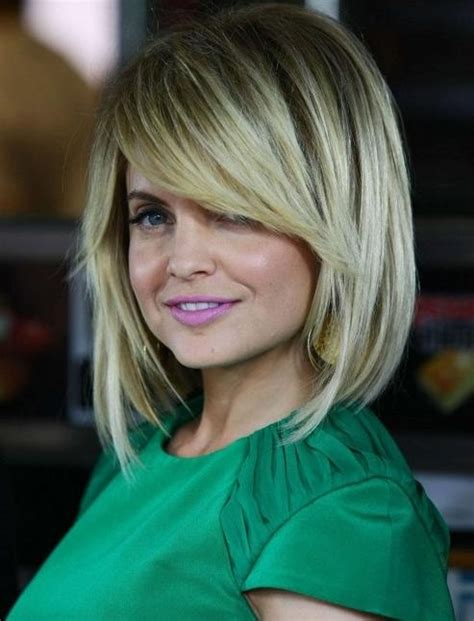 layered hairstyles with side bangs thick hair hairstyles 15 photo of medium bob hairstyles with side bangs
