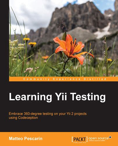 getting started creating first yii application the definitive yii php framework